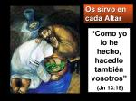 Evangelio del domingo 18