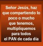 Evangelio del Domingo 2 de junio de 2013
