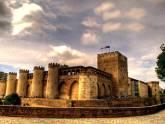 El palacio de la alfafería