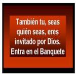 Evangelio del Domingo 14 de octubre de 2014