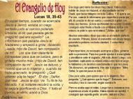 Lucas 18 35-43