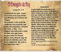 Lucas 21 1-4