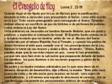 Lucas 2, 22-35