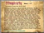 Mateo 1, 1-17