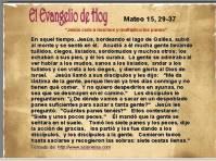 Mateo 15 29-37