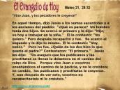 Mateo 21 28-32