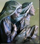 Hermosas esculturas