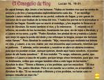 Lucas 16, 19-31 Evangelio del Día