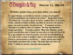 Marcos 12, 28b-34