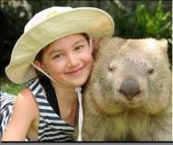 Niños y animales