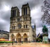 Notre Dame - Interior de la Catedral