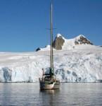 Antartida a vela