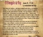 Juan 5, 17-30