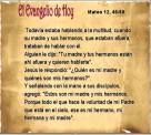 Mateo 12, 46-50