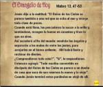 Mateo 13, 47-53
