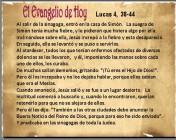 Lucas 4, 38-44