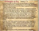 Lucas 5, 1-11
