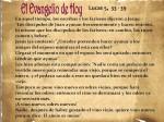 Lucas 5, 33-39